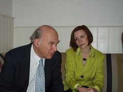 Vince Brunch 052 (Caledonian Lib Dems) Tags: shadow for with dr vince cable bridget business fox brunch local mp joined representatives vincebrunch