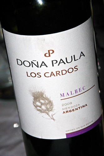 A Nice Malbec from Mendoza