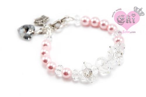 ekilove hime bracelet pink