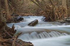 Aguica fluyendo (El gallo ninja) Tags: water rio river agua silk montaa seda montain fluyendo