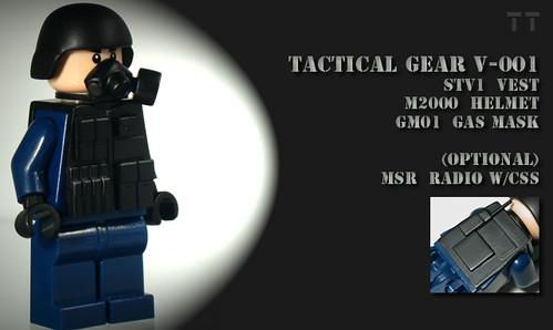 TT Tactical Gear V-001