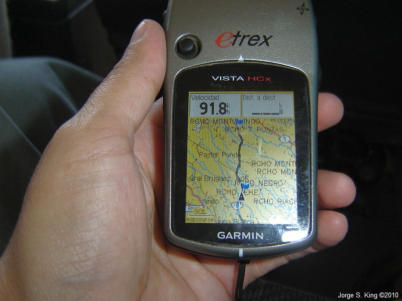 GPS compañero