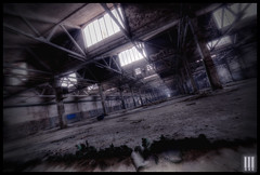 Speed tunnel (il COE) Tags: urban plant industry photoshop canon lights shadows darkness decay ombre creepy spooky abandon urbano luci derelict industria 1022mm abandonment hdr coe decayed decadence urbex urb archeologia fabbrica abbandono decadenza photomatix