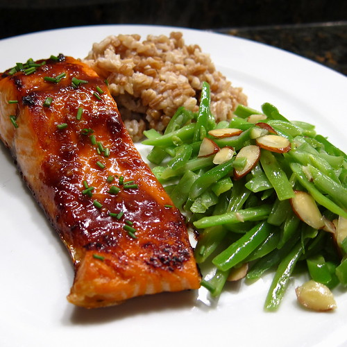 Good Appetite: Miso Glazed Salmon