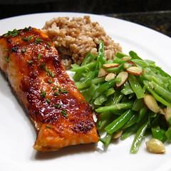 #26 - Miso Glazed Salmon