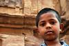 He is powerhouse of energy (Adesh Singh) Tags: boy portrait india closeup rural kid village child mobileresearch dharwad dharwar templesofindia hoobli