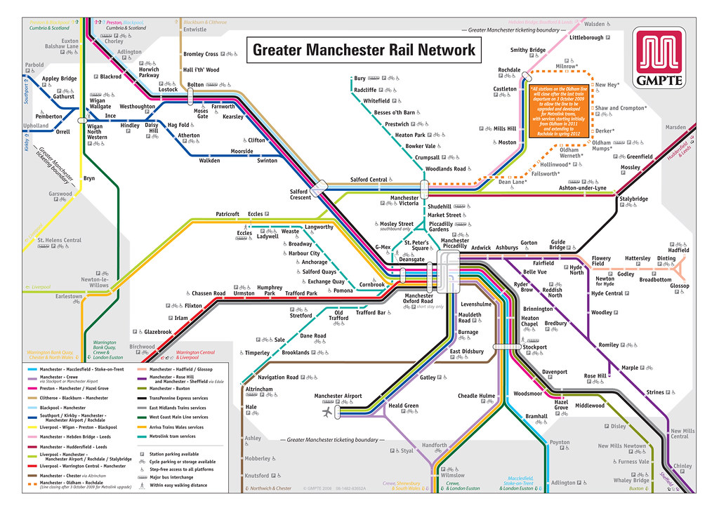 Metrolink And Tramtrain Future Linesfantasy Threads