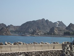 100_3566 (drum881) Tags: mountains port persian gulf royal east hills caribbean middle oman muscat seas brilliance