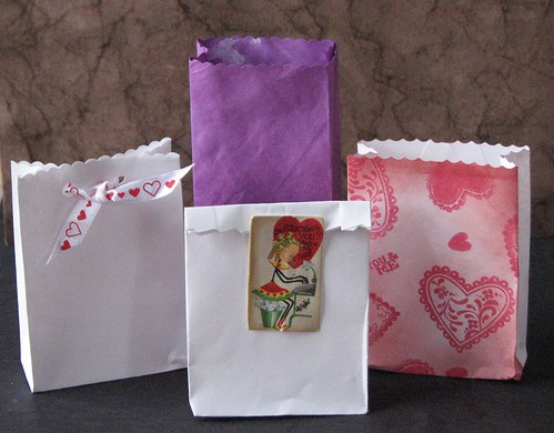 Mini Envelope Treat Bags 013