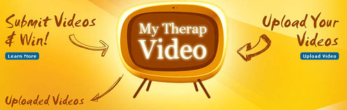 Image showing My Therap Video Contest Banner