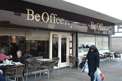 03_BeOffee (A Small Cinema) Tags: shops widnes