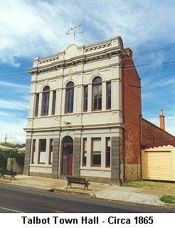 talbot town hall