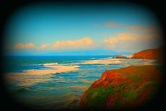 Pacifica coastline