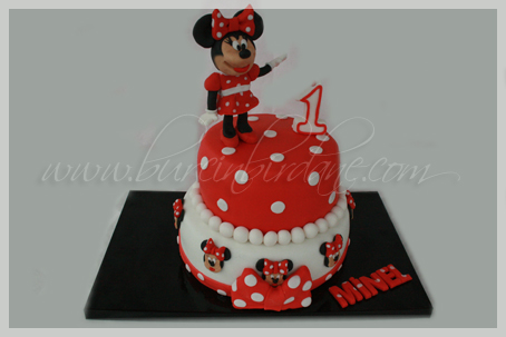 Minnie Mouse Y