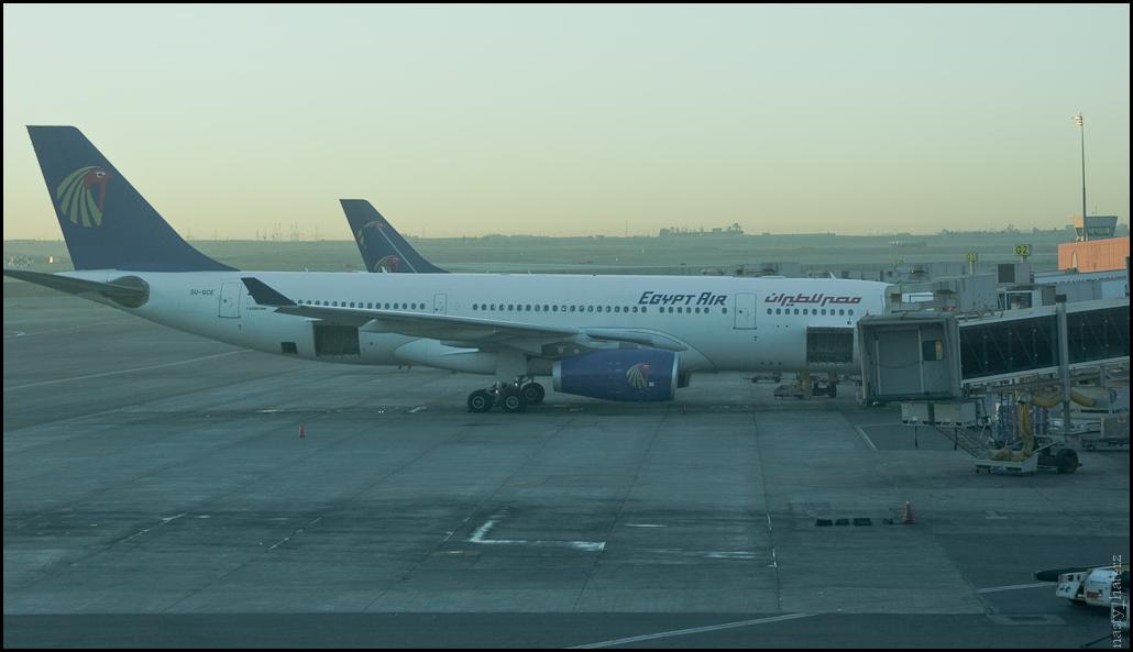 Аэропорт Каир (CAI): терминалы