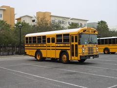LAUSD 3408 (crown426) Tags: bluebird schoolbus losangelesunifiedschooldistrict aafe wheelchairbus