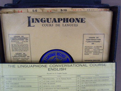 78 TOURS - LINGUAPHONE 1931 - 02