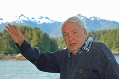 Joe Murphy in Alaska, 2007