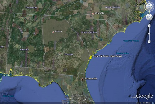 UPDATE: More 2012 Confirmation, Time/Distance, Google Earth 4353595023_ec4a53c433