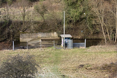 The Dams (Paul McCreaddie) Tags: park cemetery river scotland globe country nine arches calder strathclyde motherwell greenlink lanarkshire piggery bellshill forgewood