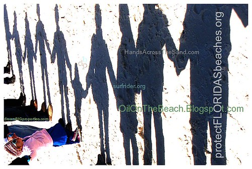 Hands Across the Sand -- Seaside, FL