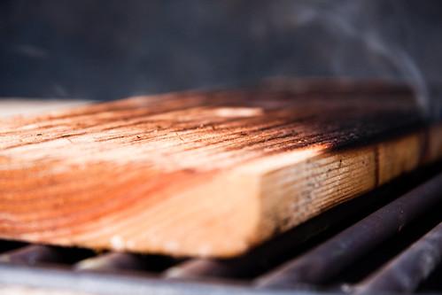 Smoking Plank