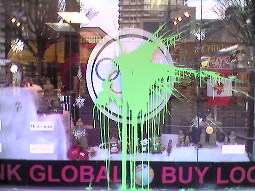 THINK GLOBAL BUY LOCAL
