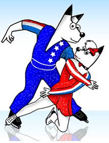 DogPile Olympics Logo