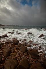 20091228_8 (Zalacain) Tags: ocean sea clouds coast spain cloudy atlantic galicia carnota acoruña costadelamuerte gettyimagesspainq1 gettyimagesiberiaq2