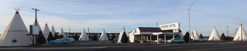 Wigwam Motel Holebrook
