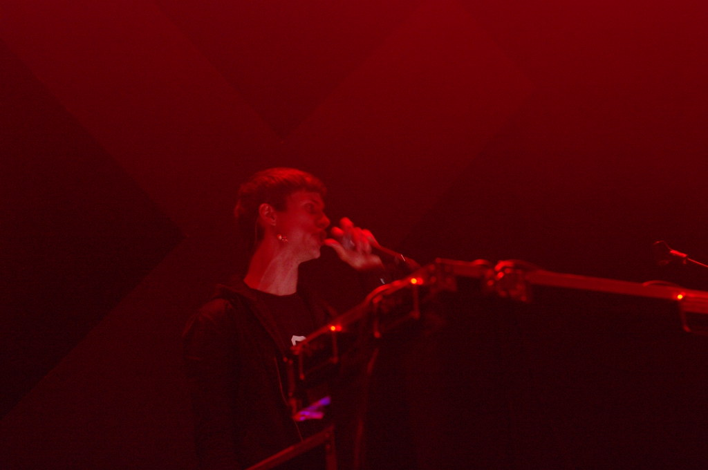 These New Puritans @ Paradiso