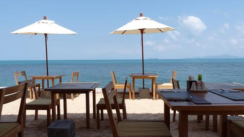 Koh Samui Mimosa Resort-Restaurant コサムイ ミモザリゾート3