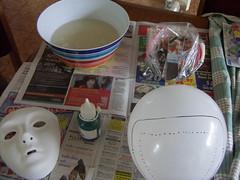 Makings of an alien