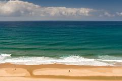 20060610_18 (Zalacain) Tags: blue sea summer sky green beach portugal clouds coast sand gettyimagesiberiaq2 gettyiberiasummer
