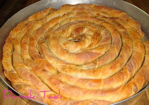Bosnak Böreği