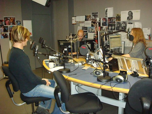 Radio interview on national Danish radio (Go Morgen P3), 22FEB2010.