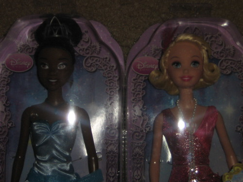 the princess and the frog tiana and charlotte. Princess and the Frog (Set)