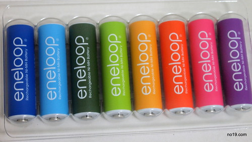 Rainbow Batteries - P2265086