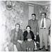 John, Eddy, Rosa, Ernest, and Joe - December 1955