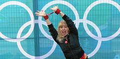 yay!  olympix! (SLAVEALISCIOUS) Tags: vancouver comedy olympics handcuffs slaves 2010 restraints ballgag slavealiscious officialsexslave