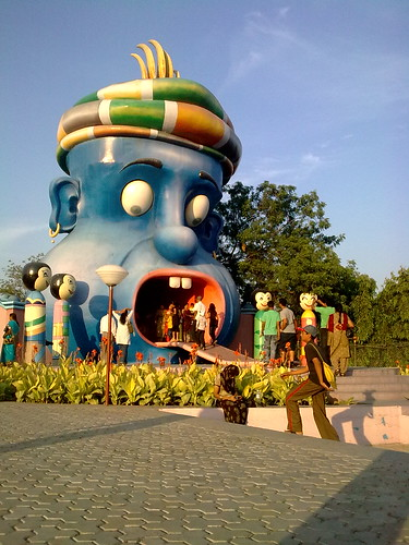 fundustan entry @ Ramoji film city