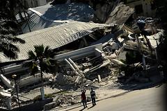 Port-au-Prince, January 16 (by: Master Sgt Jeremy Lock, USAF)