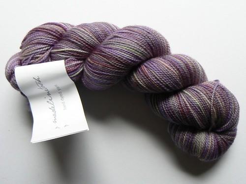 madelinetosh sock opaline