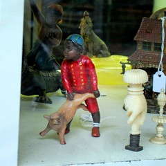 What are you doing to that piggy in the shop window??? (Mark Zuid) Tags: brussels pig belgium fucking antique bruxelles shopwindow figurine statuette buggery shagging bumming beastiality
