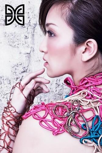 hand corded custom cheongsam