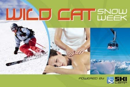 WILD CAT snow week 2010