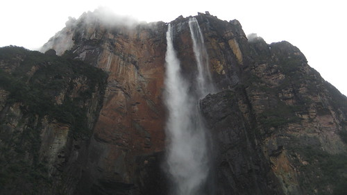 Angel Falls - Parque Nacional Canaima, Venezuela