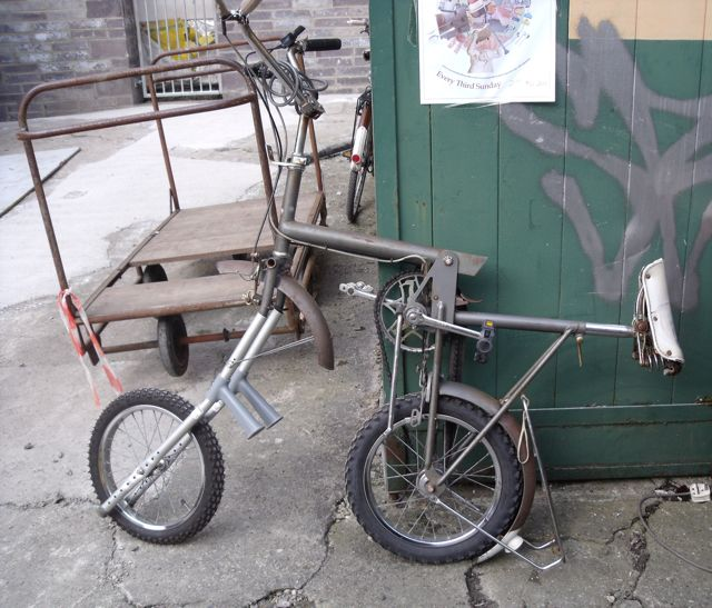 Odd bicycle