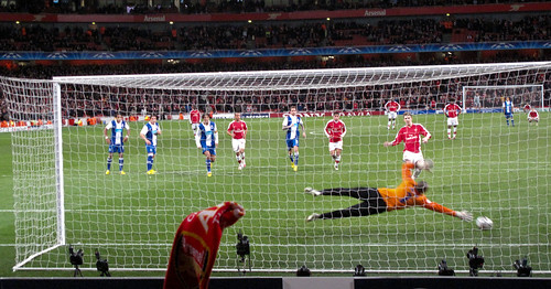 Arsenal v Porto-5