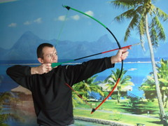 TitaniumSoul (TitaniumSoul) Tags: me digital handmade 10 archery archer craftsman arrowhead tychy gks  skiet    bogenschiesen     titaniumsoul